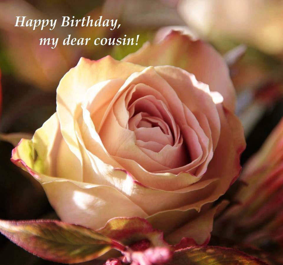 Happy birthday cousin birthday wishes pinterest happy happy birthday cousin kristyandbryce Gallery