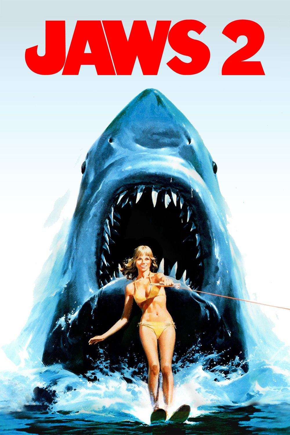 Jaws 2 (1978) Movie Review | Horror film, Movie and Horror