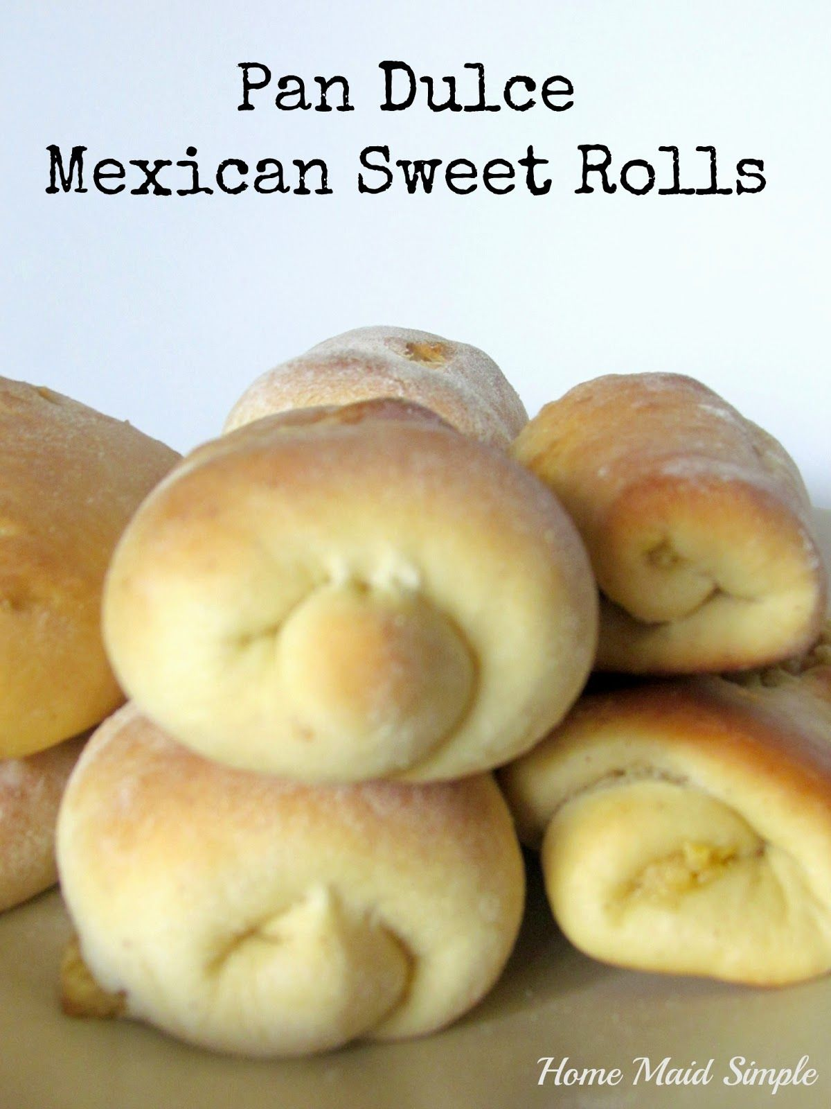 Travel to Mexico with Food of the World. Get this recipe for Pan Dulce, aka Mexican Sweet Rolls, and more family favorites.