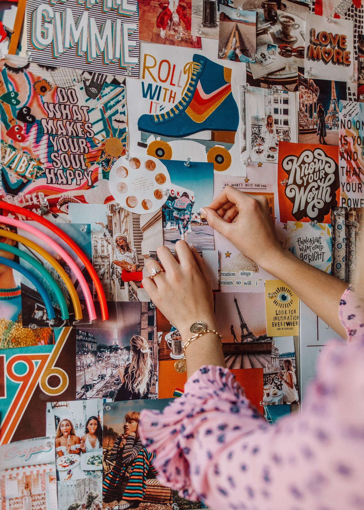 DIY Mood Board — Just Josie
