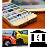 mobile, banking and insurance