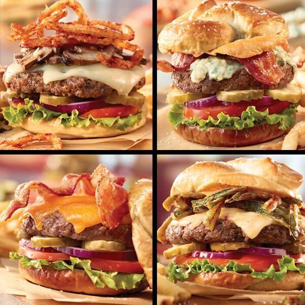 Eleanorfoodstyles On Food Spicy Pretzel Burger