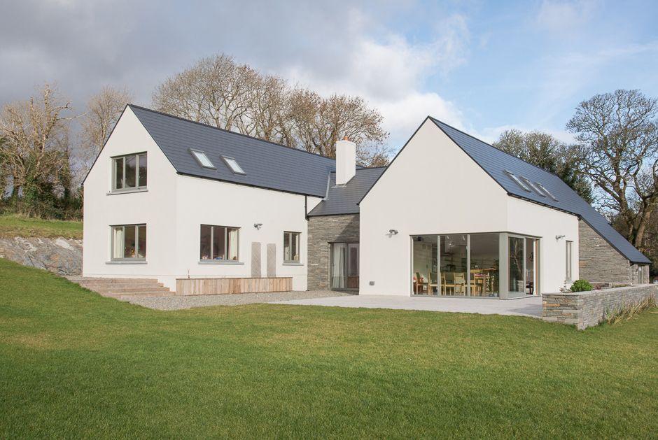 Modern House Ireland For Sale House Ireland Modern Sale In 2020 House Designs Ireland Passive House Design House Extension Design