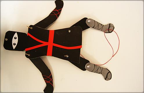ninja knutselen - Google zoeken
