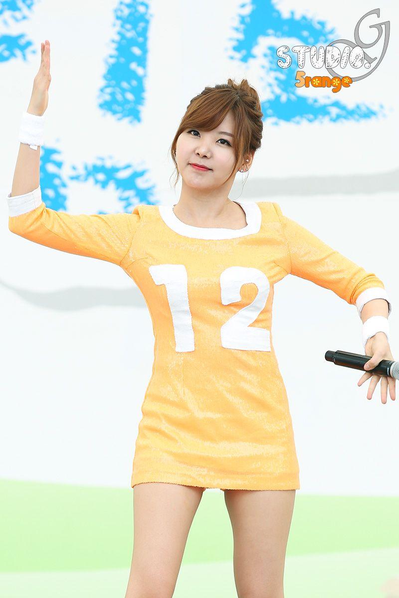 Orange Caramel Raina