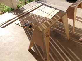 Admirable Inexpensive Diy Kitchen Table Using Fencing 50 60 Download Free Architecture Designs Meptaeticmadebymaigaardcom