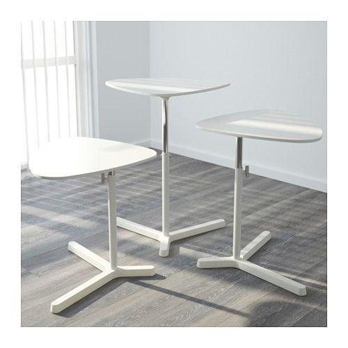 Ikea Mobler Inredning Och Inspiration Furniture Laptop Stand Adjustable Height Table