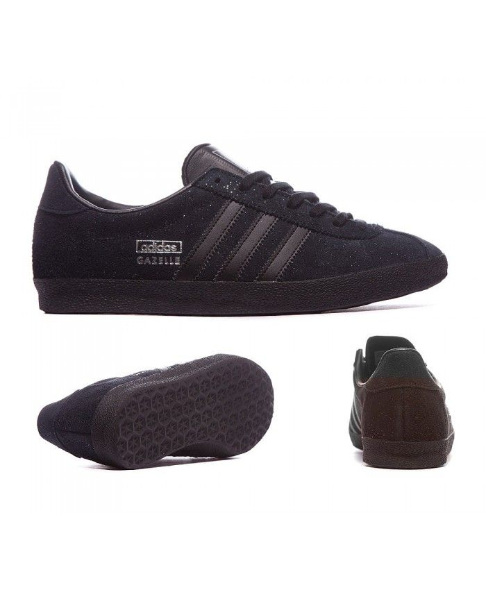 Adidas Originals Gazelle OG Sparkle Black Trainer | Adidas