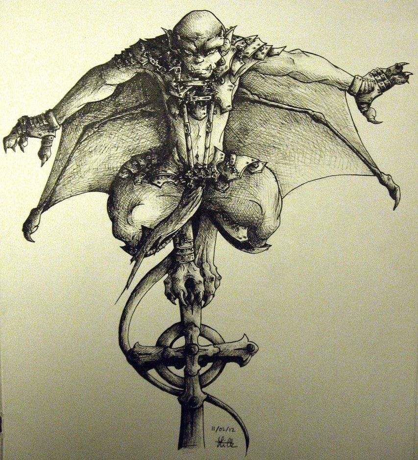 Lexington Gargoyles By Charcoal Almighty On Deviantart