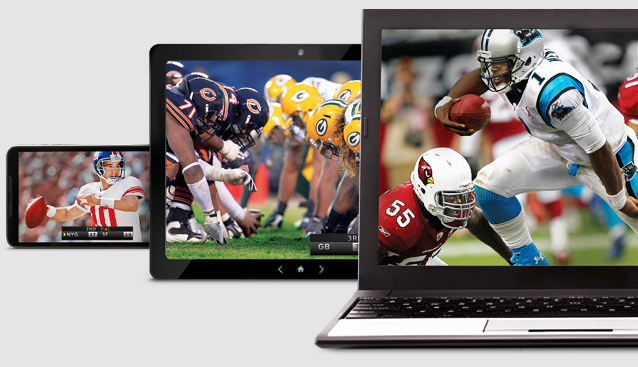 For the ultimate sports fan Get NFL Sunday Ticket MAX for