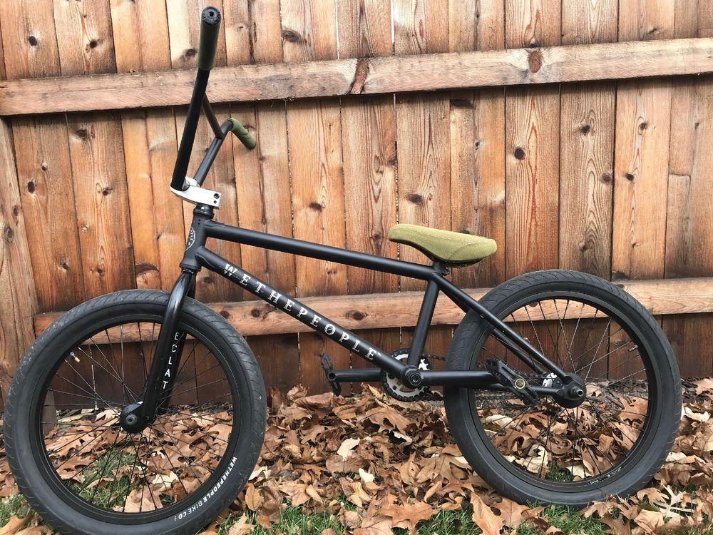 Latest Bmx Bikes For Sales Bmxbikes Bmx Bikes 2018 We The People Zodiac Bmx Bike 20 Inch Used 425 00 0 Bids End Date Mond Bmx Bikes Bmx We The People
