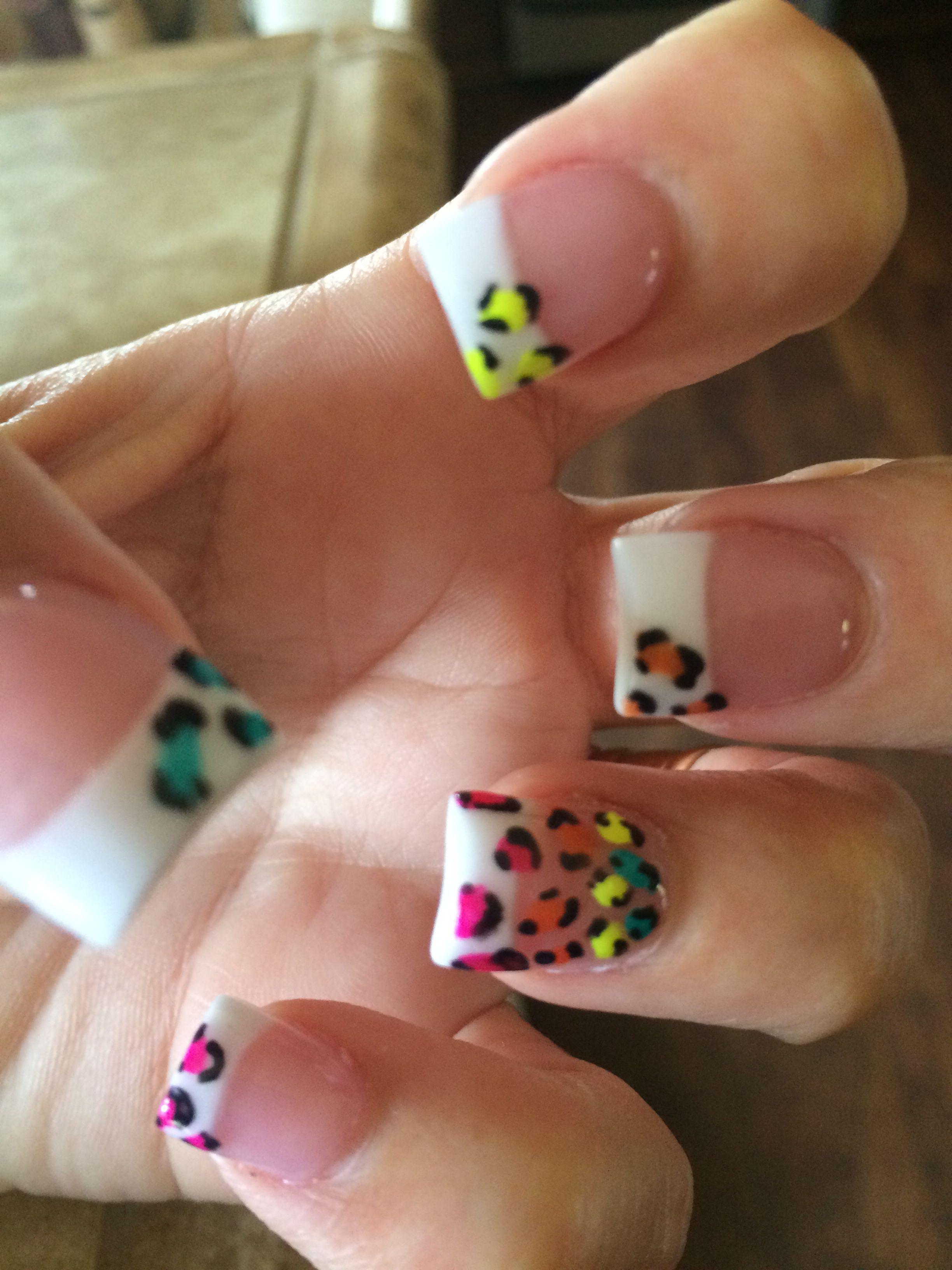 Summer nails 2014 - nails | Pinterest - Nagel