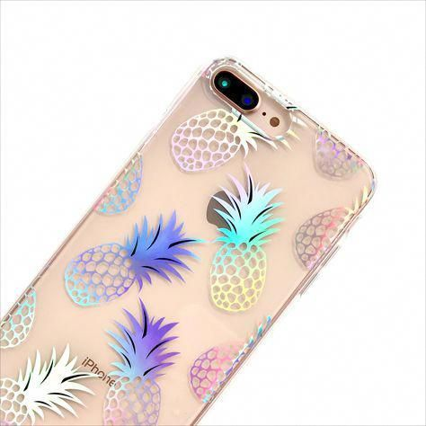promo code 25f79 d6138 Holo Pineapple Phone Case in 2019 | New Phone | Phone cases, Iphone ...