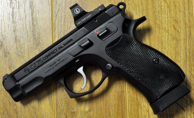 Pin by RAE Industries on CZ 75 B | Guns, Hand guns, Firearms