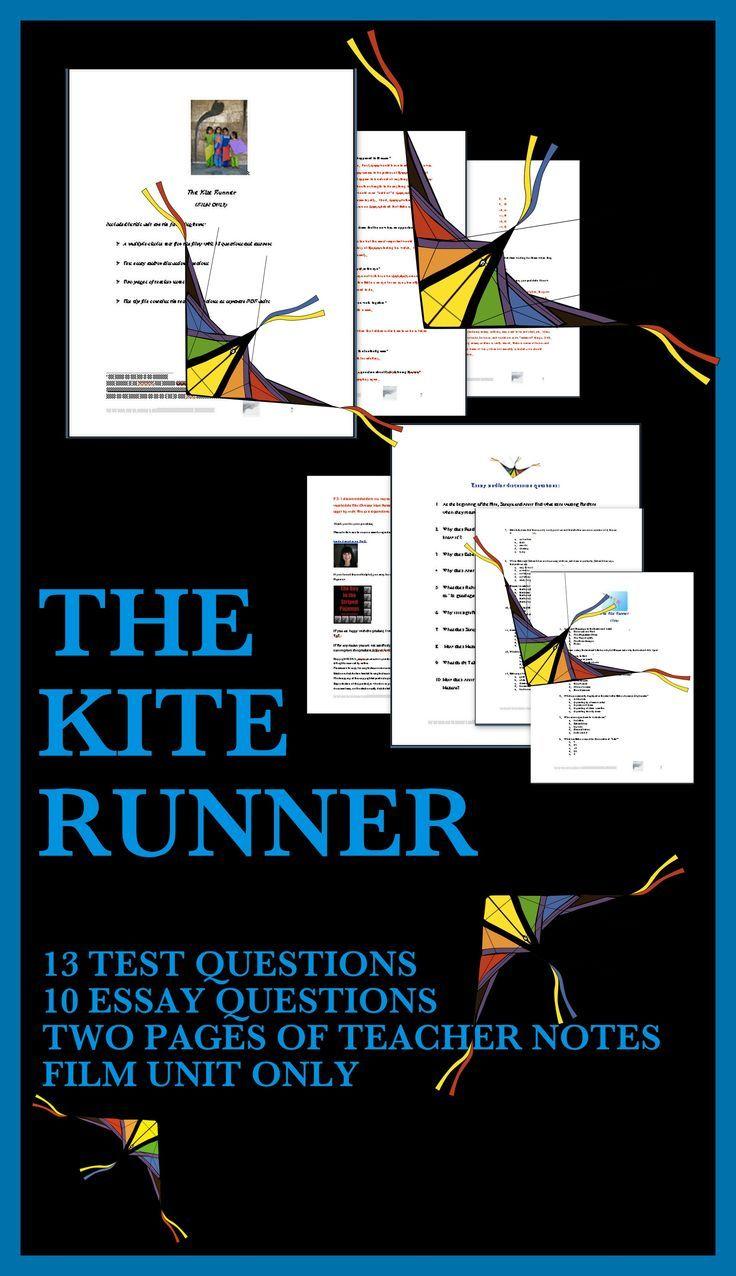 Kite runner essay questions