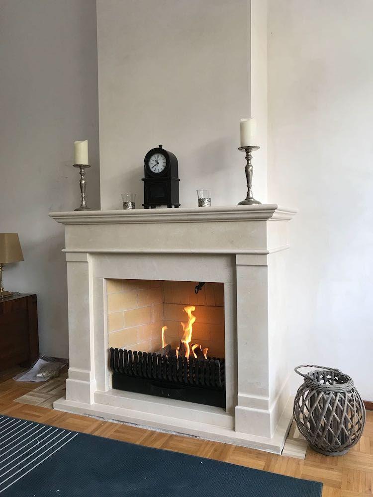 Pin Op Haarden Fireplaces Gespot Door Uwwoonmagazine