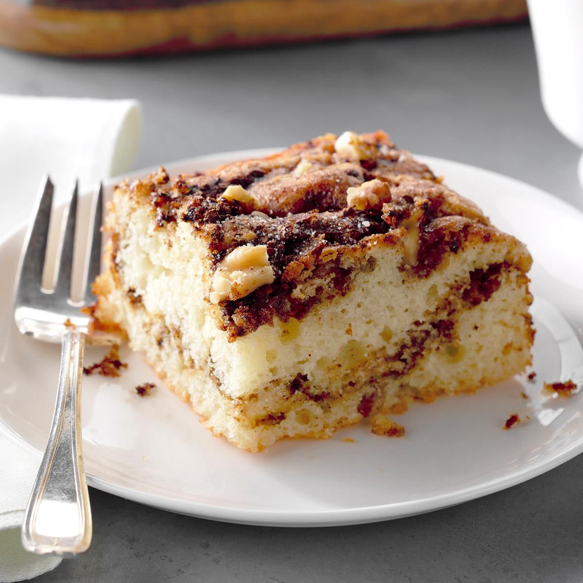 Coffee Lover's Coffee Cake Recipe (With images) Coffee