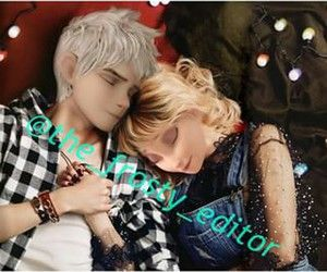 Modern Jack Frost And Modern Elsa Sleeping Disneyedits
