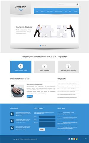 34 Modern Web Designs Government Web Design Project For A Business In Australia Website Design Website Names Web Design