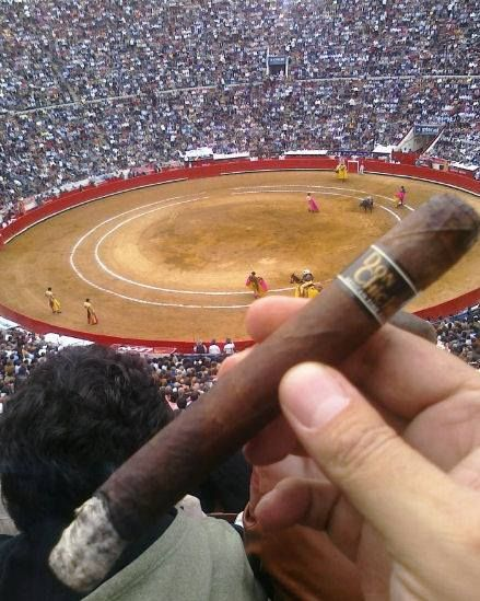 Don Chicho Cigars at Plaza de Toros