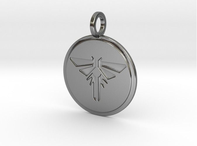Firefly pendant s the last of us fireflies and pendants firefly pendant s the last of us aloadofball Image collections