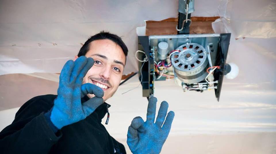 Is Your Residential Garage Door In Virginia Damaged Beyond Repair