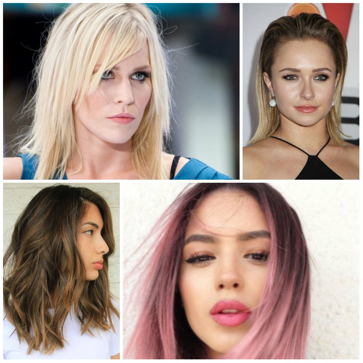50 Medium Hairstyles Amp Shoulder Length Haircuts 2016 Fave