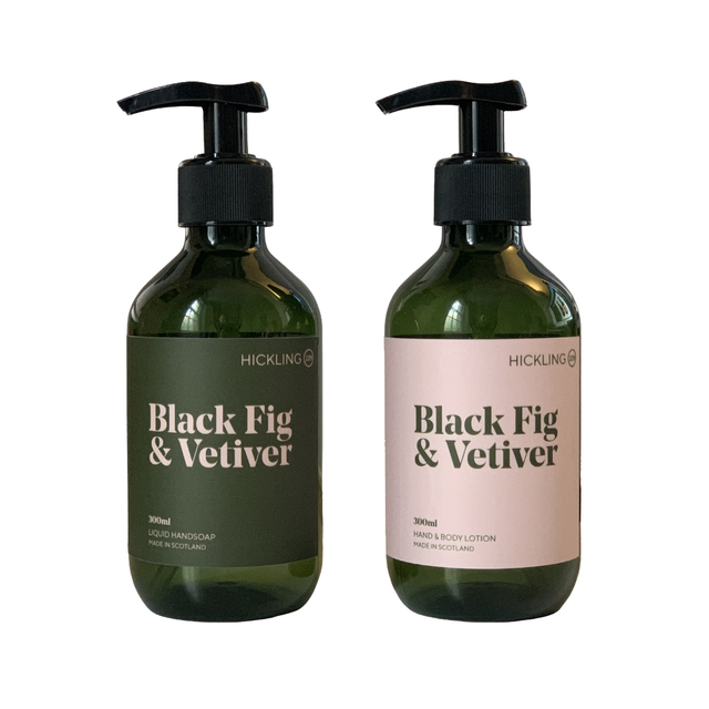 Black Fig & Vetiver Hand Cream