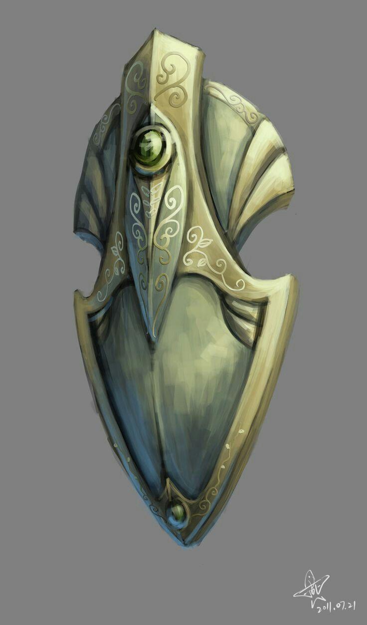 Living steel shield - Imgur