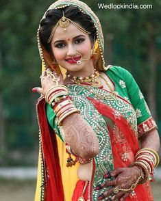 Photo of Beautiful Indian Brides Trending Images HD 2019-2020 | Wedlo…