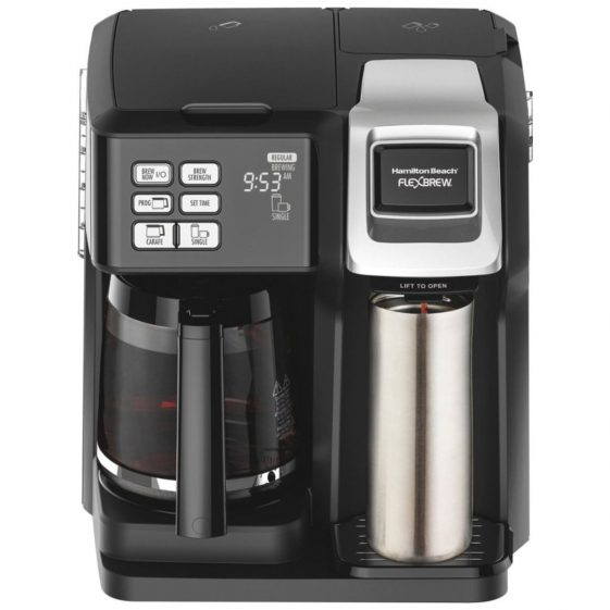 Hamilton Beach Flexbrew 2 Way Coffee Maker Coffee Maker Thermal Coffee Maker Filter Coffee Machine