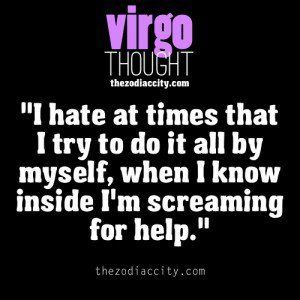 funny virgo quotes
