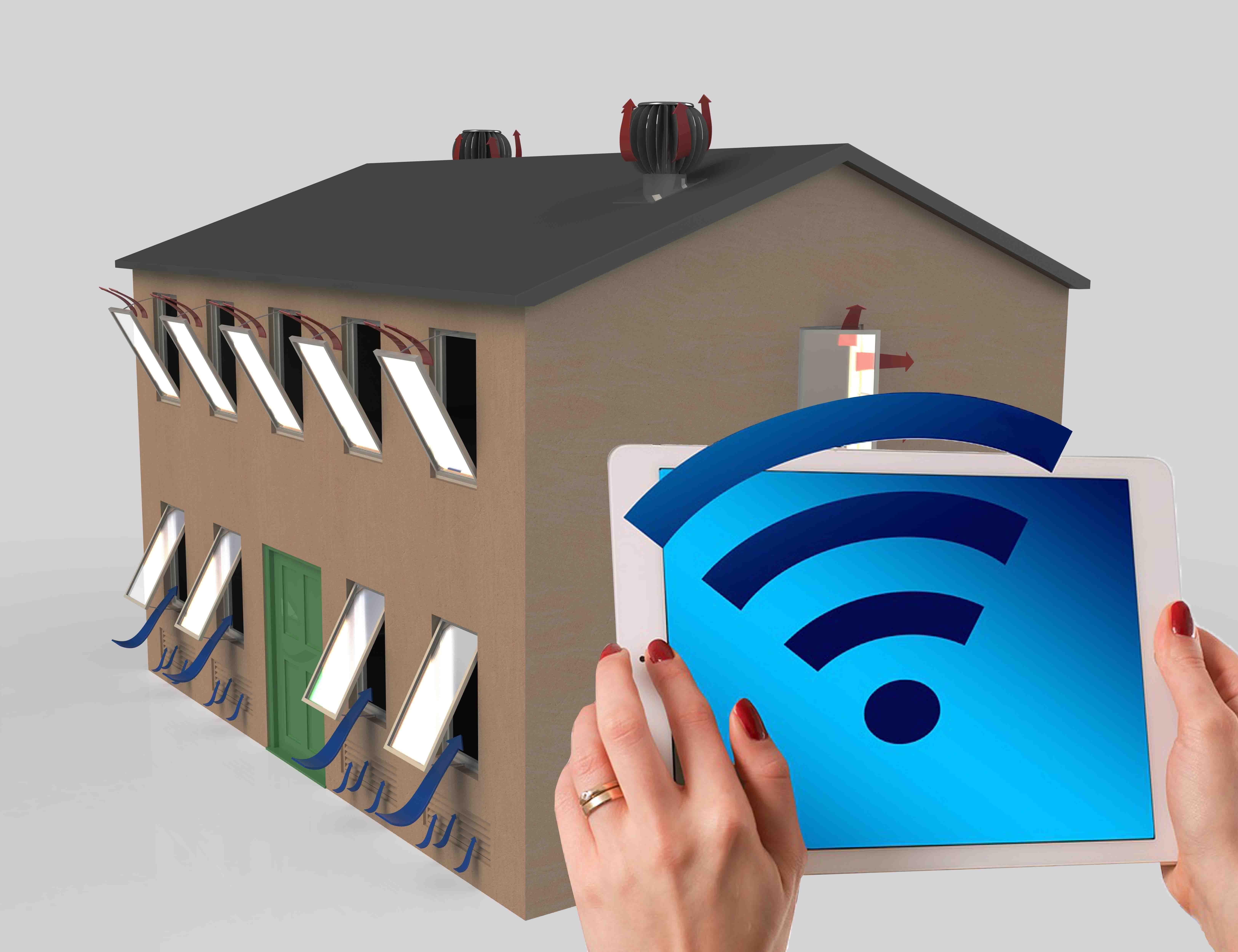 The introduction of home automation systems in to existing