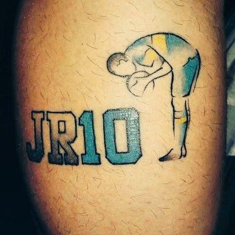 Tatuajes De Boca Juniors Realmente Espectaculares Fútbol