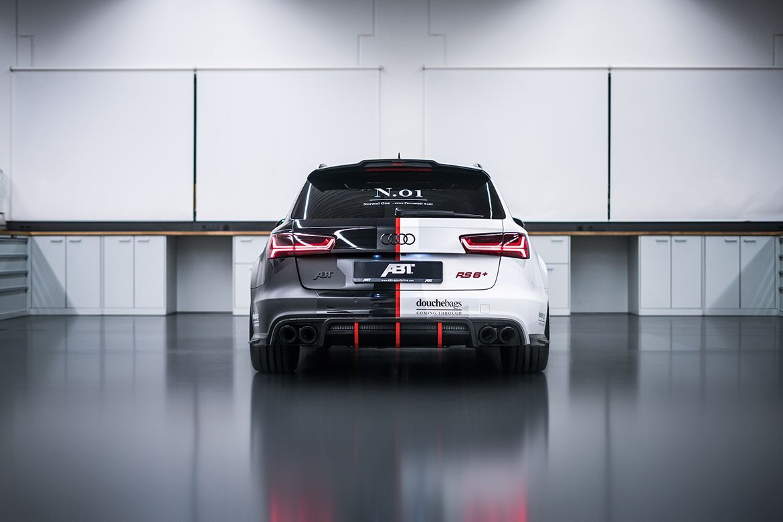 Abt Audi Rs6 Von Jon Olsson Foto Abt Sportsline Audi Rs6 Audi Audi Rs