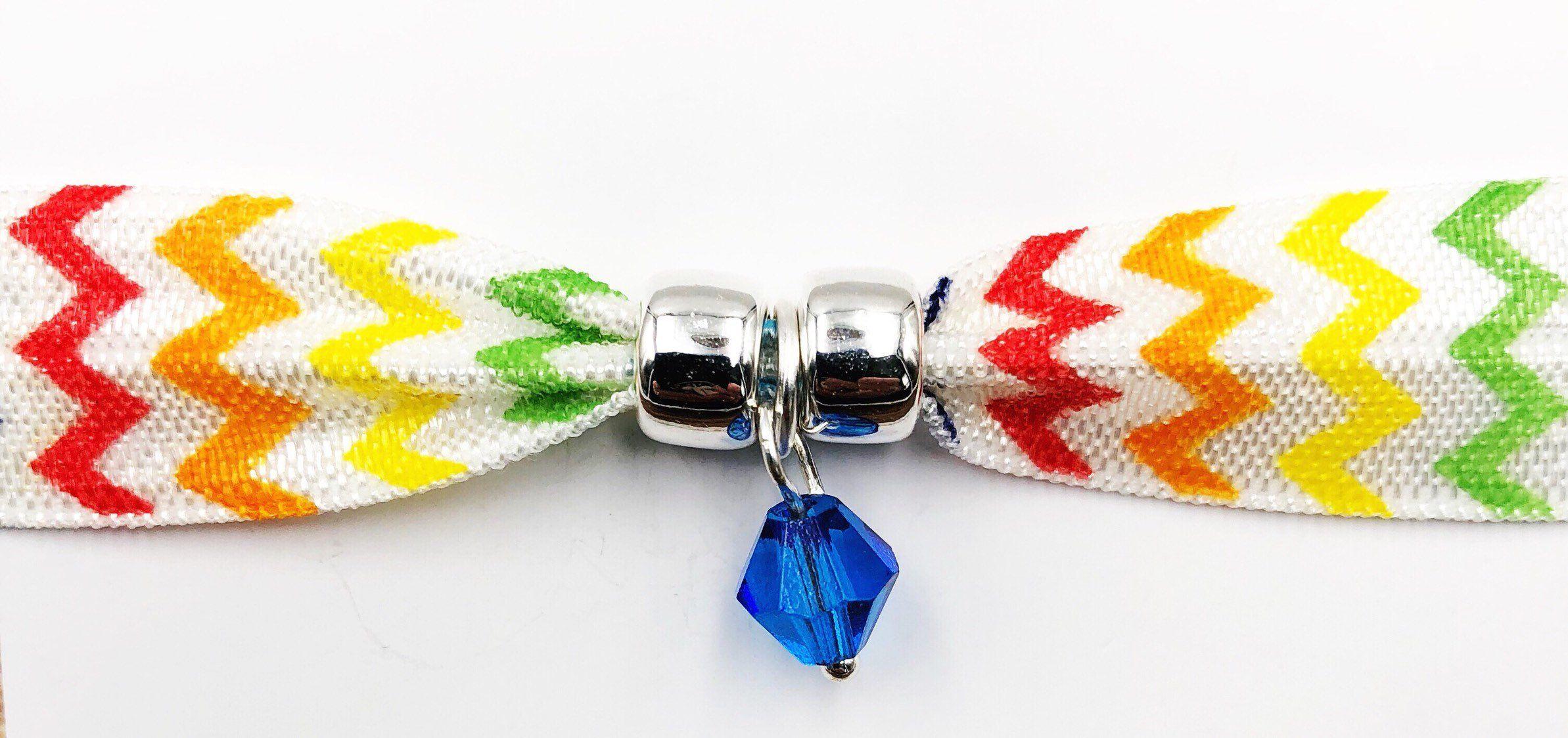 Rainbow Hair Tie 59ab4de9143