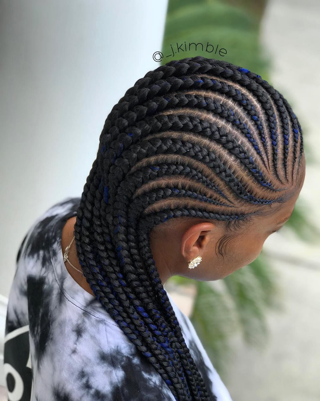 31+ Cornrows african hair styles trends