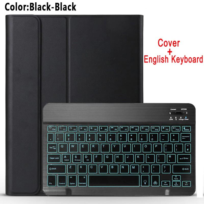 2020 的 Backlit Bluetooth Keyboard Case For Huawei Mediapad T5 10 10 1 Ags2 L09 Ags2 W09 Ags2 L03 Case Keyboard For Huawei T5 10 1 Cover In Tablets E Books Case From Computer
