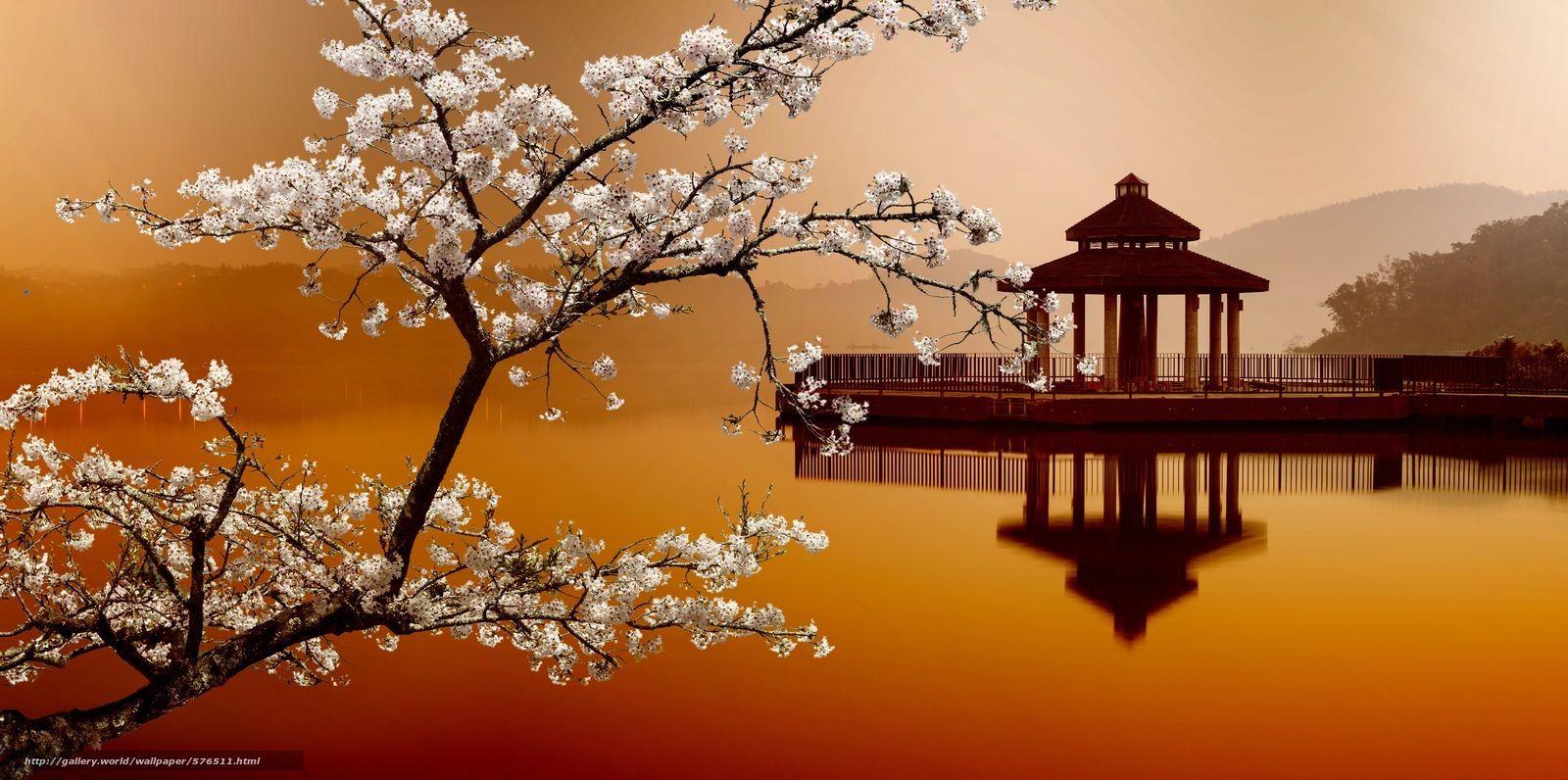 Risultati immagini per giardino giapponese sfondo desktop for Foto paesaggi per desktop