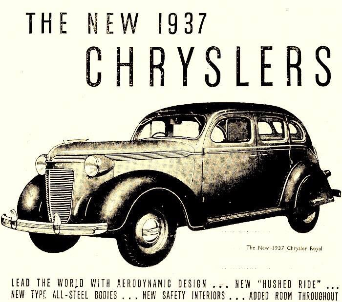 1937 Chrysler from New Zealand | Antique cars, Vintage ...