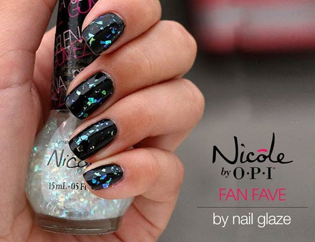 Try Razzle Dazzler & Kissed at Midnight for this Look! #nicolebyopi