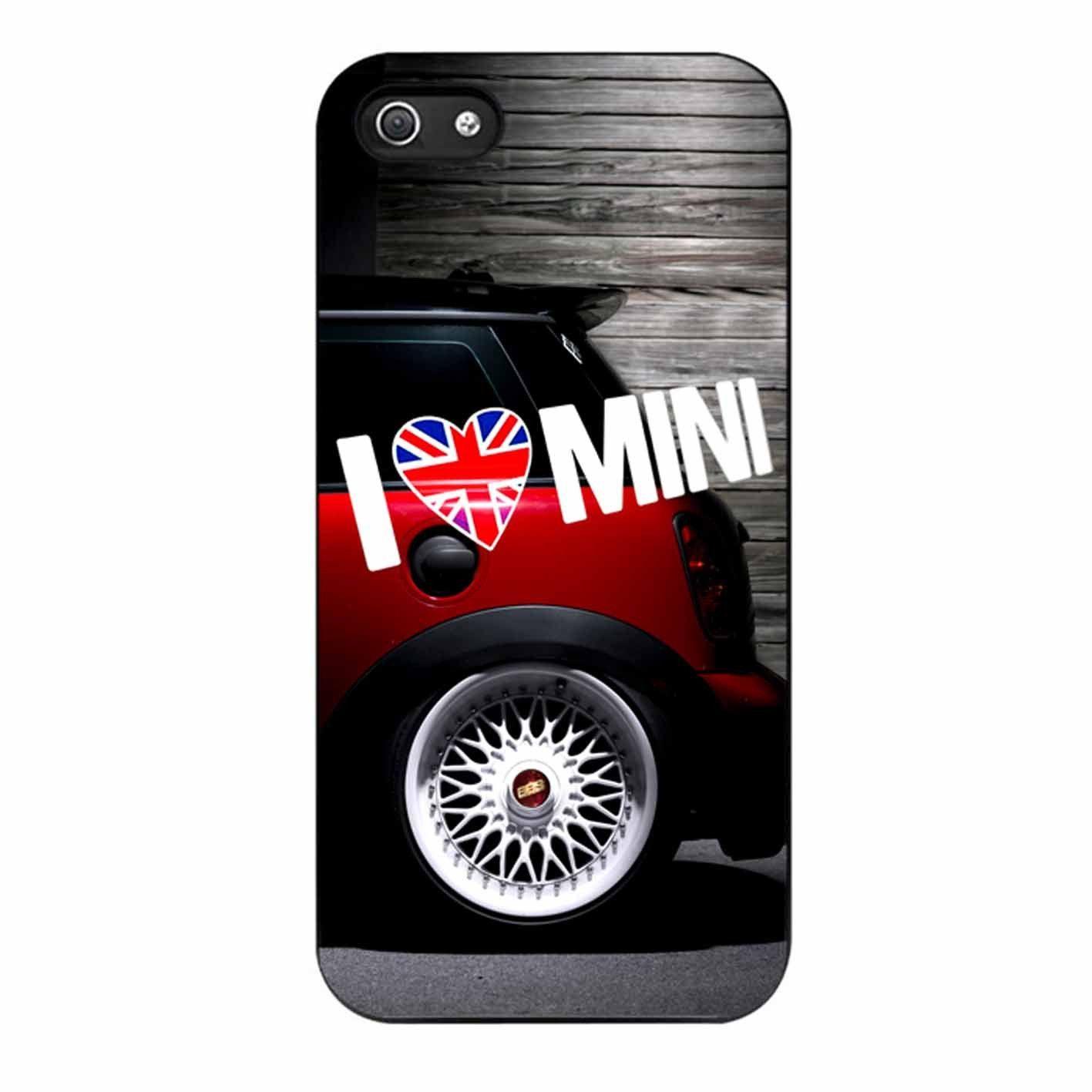 Bmw Z10: I Love Mini Cooper IPhone 5/5s Case