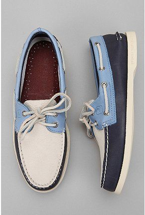 Sperry Top-Sider Colorblock Boat Shoe