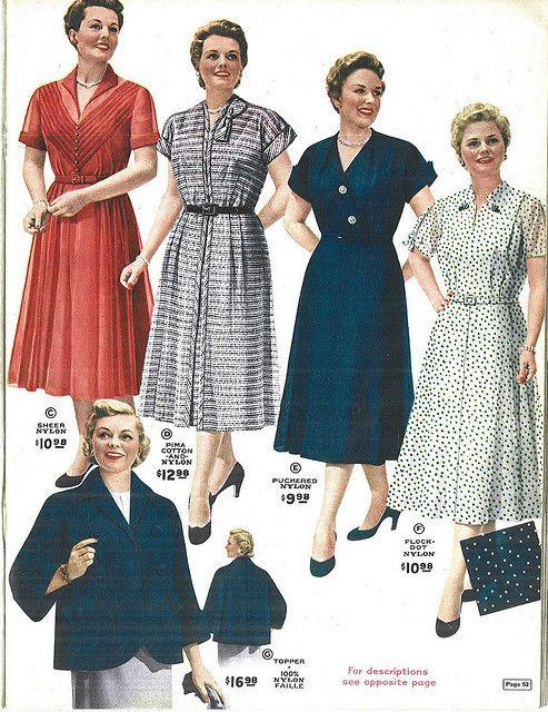 Lane Bryant 1954 Catalog pg 053 | Plus size in 2019 ...