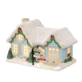 New  Dept 56 Sears Charlie Brown PEANUTS  PINECREST KITE SHOP Christmas Village