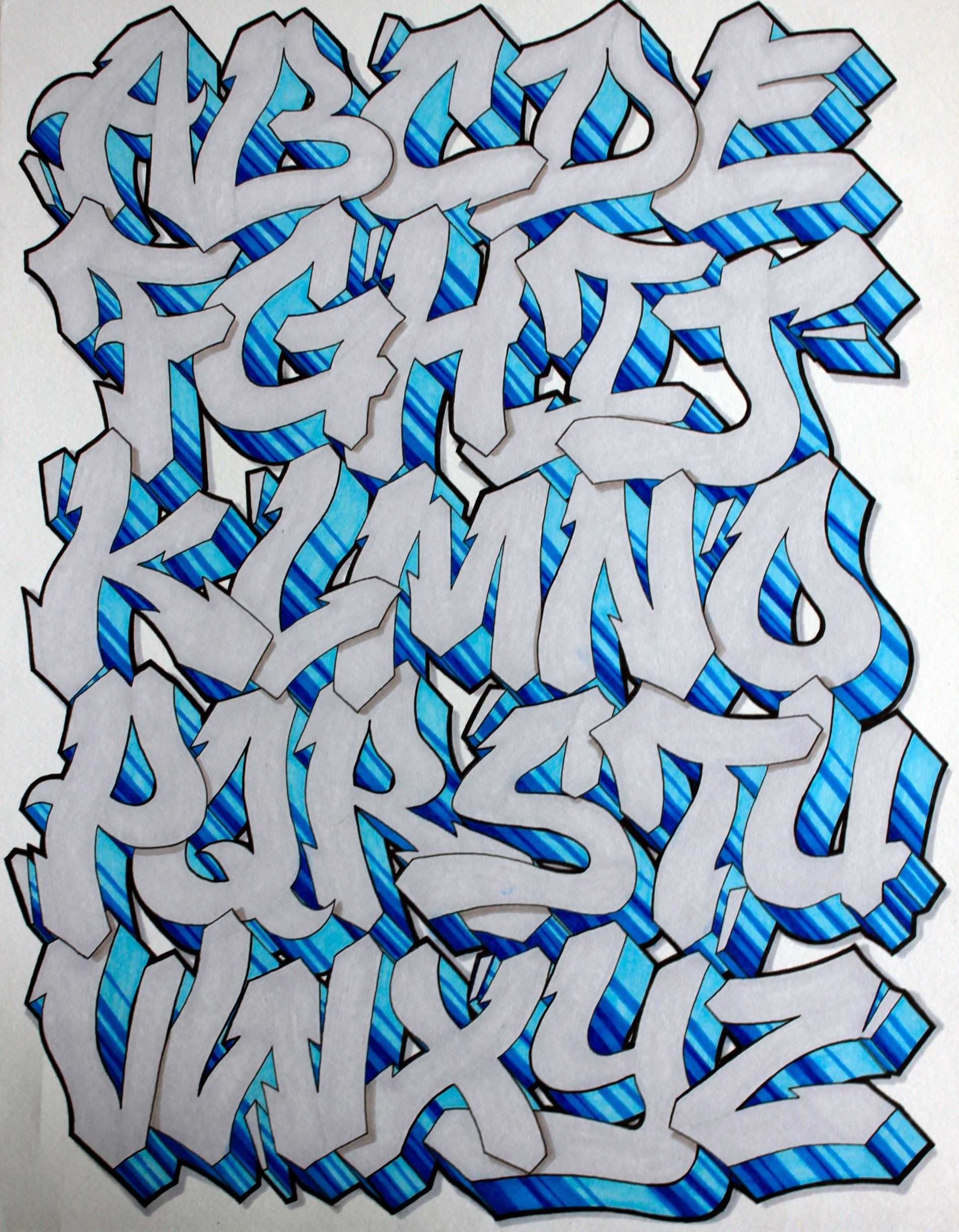 Image Result For Graffiti Letters Bubbles Letters Graffiti