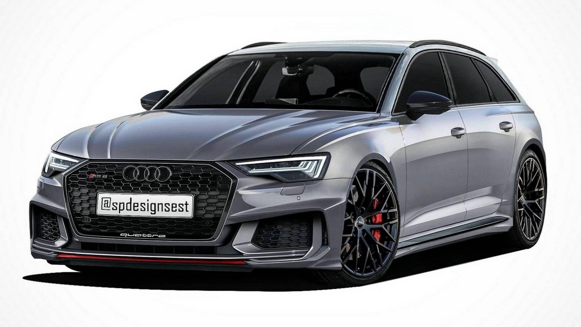 2019 Audi Rs6 Avant Price And Review Motors Audi A6 Avant Audi
