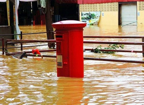 2014 Floods In Malaysia Kuala Krai Flood Gua Musang