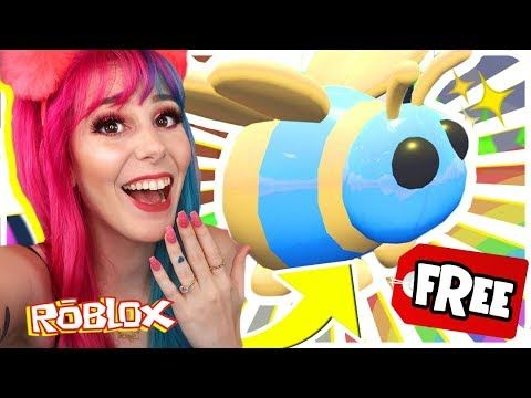 How To Get A Free Queen Bee In Adopt Me Roblox Adopt Me New Bee Update Youtube In 2020 Roblox Adoption Roblox Codes