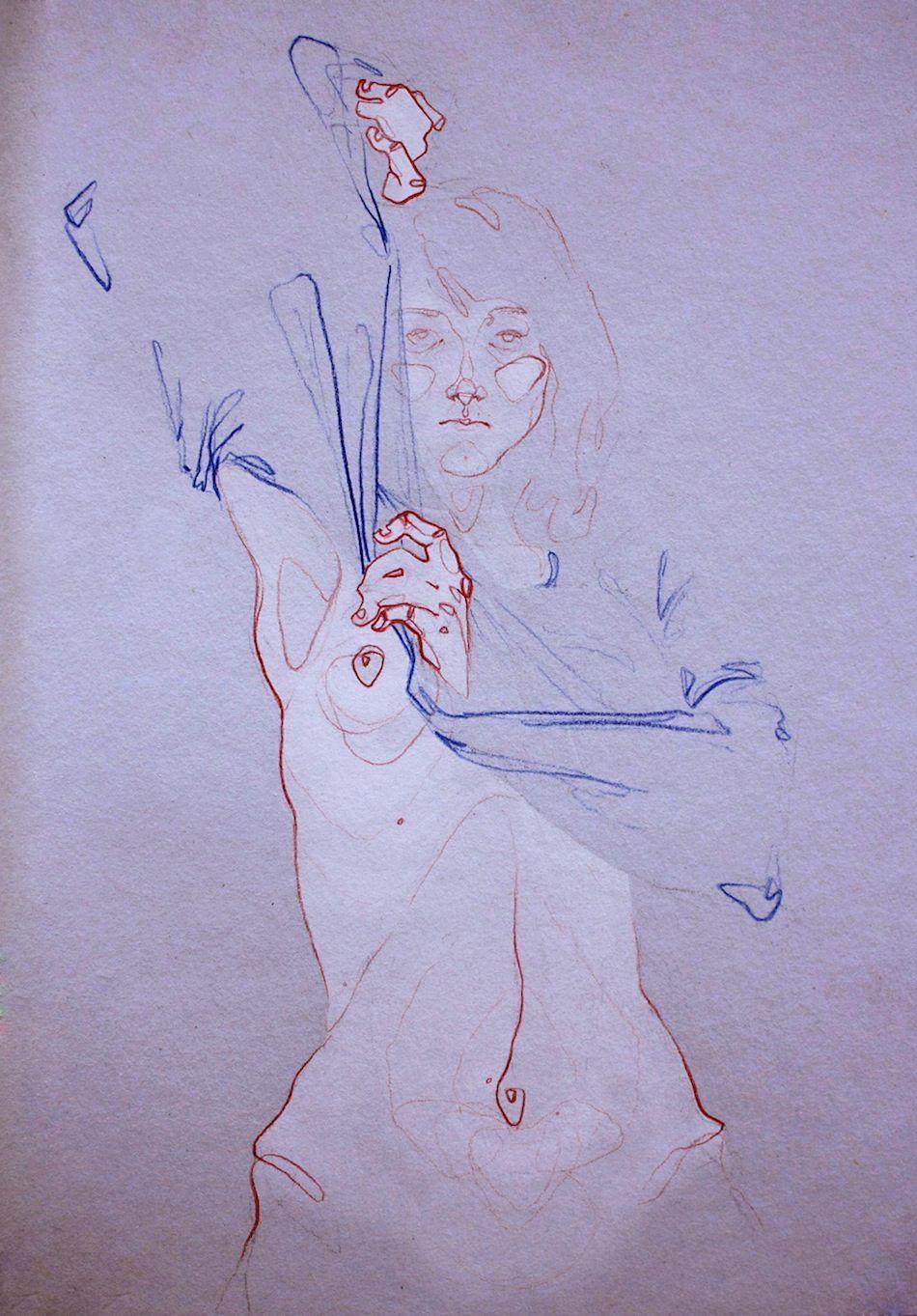 Undressing by Adara Sánchez Anguiano | iGNANT.de